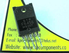STRF6456 Regulator STR F6456/ 3PINS UP IC
