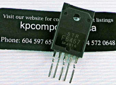 STRF6467 Regulator IC STR F6467