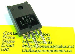STR F6612 Regulator IC STRF6612