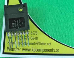 STRM6511 IC Regulator STR-M6511
