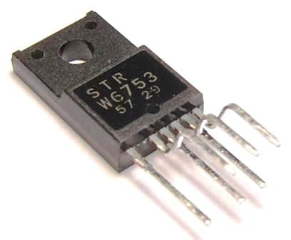 STRW6753 IC STR W6753 Regulator