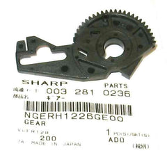 Sharp NGERH1226GEOO GEAR