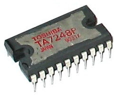 TA7248P IC Toshiba Original