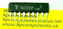 TA7310P IC Voltage Controlled Oscillator