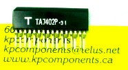 TA7402P IC AM Tuner Circuit