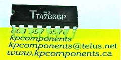 TA7666P IC Toshiba Original