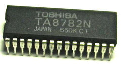 TA8782N IC Toshiba Original