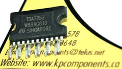 TDA7253 Audio Amplifier IC