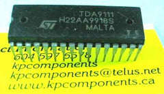 TDA9111 Deflection Processor IC