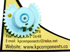 Sony 3-736-147-01 Replacement Left Gear