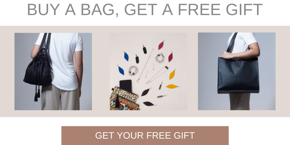 Buy A Bag, Get a Free Gift