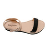 Simple Ankle Strap Leather Sandal