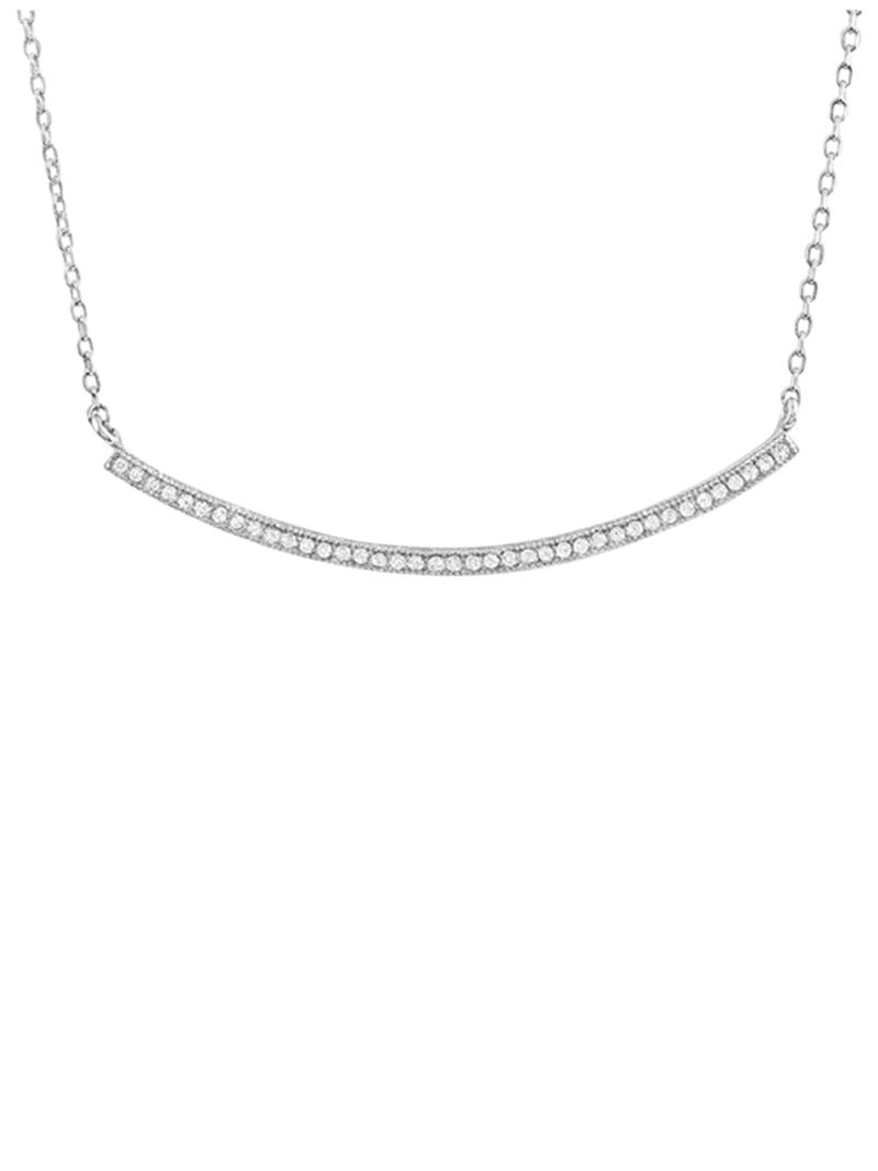 Extended Bar Necklace