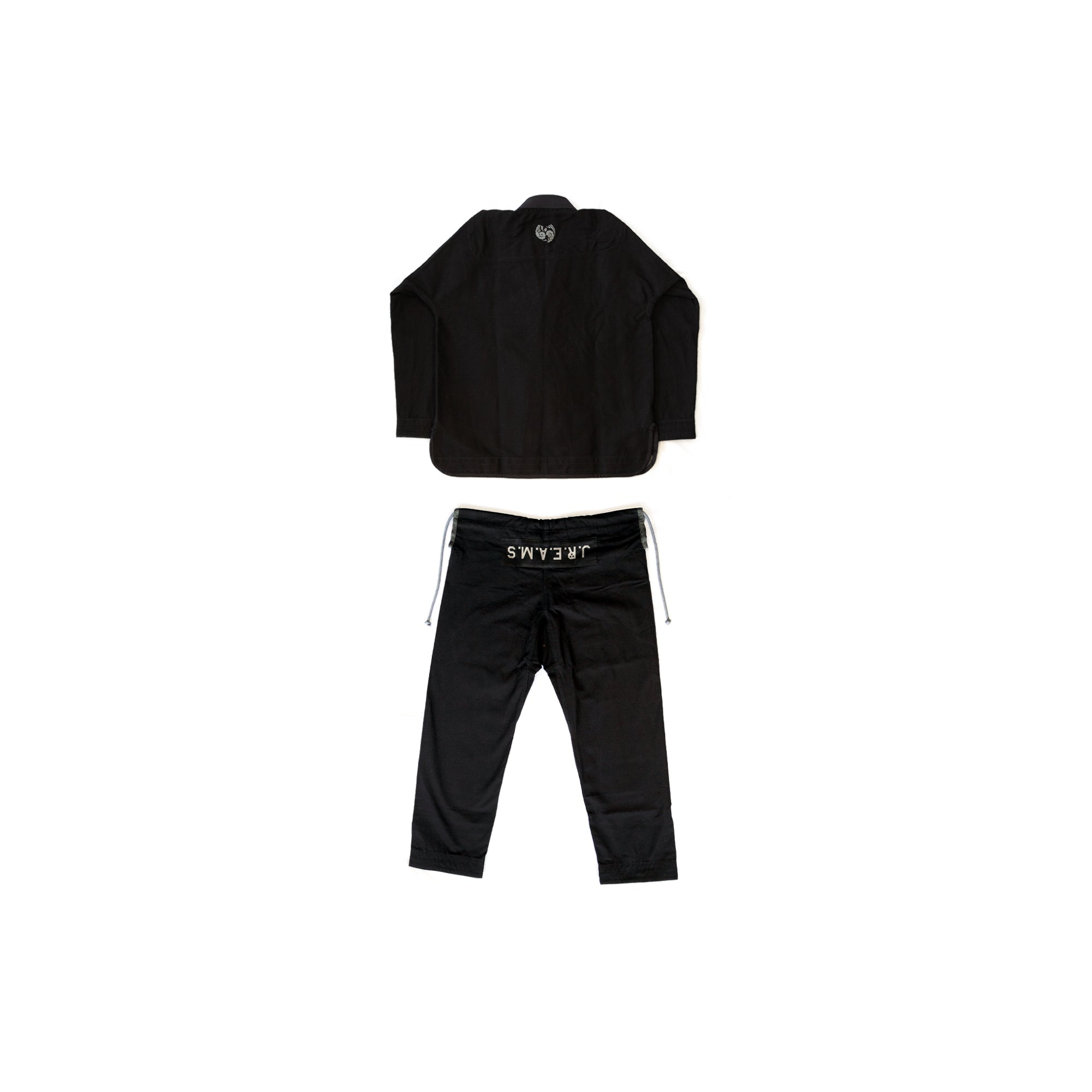 JREAM Brand Brazilian Jiu Jitsu Gi in Black