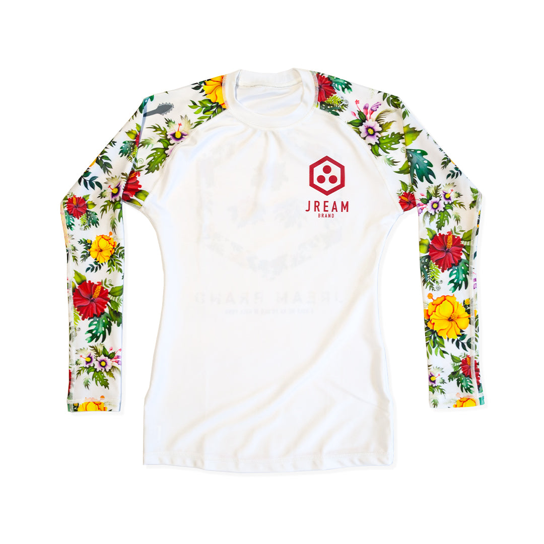 Issue: 02 Women's Rash Guard Long Sleeve