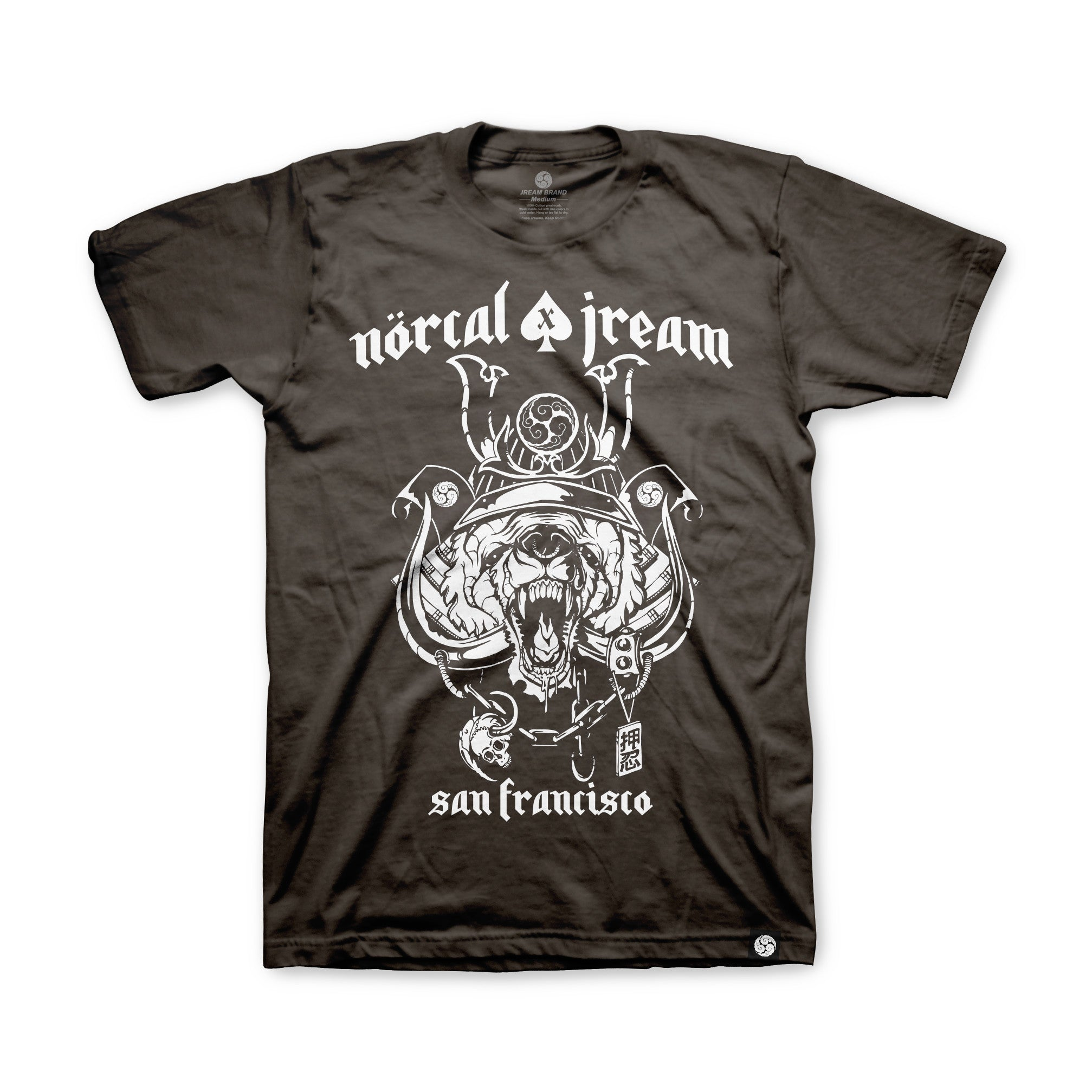 Nor Cal Fight Shop X JREAM—Samurai War Bear