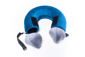 100% Memory Foam Travel Neck Pillow