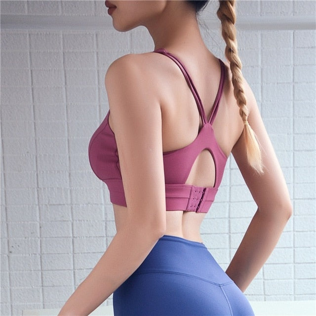 Fréderique Seamless Sports Bra