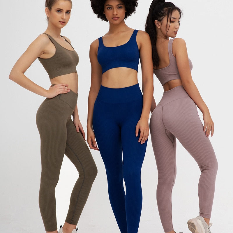 Alphosine 2 Piece Workout Set
