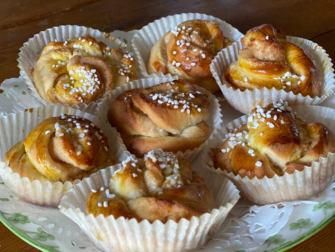 Swedish Cinnamon Buns Recipe