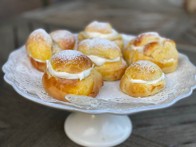 Another Swedish delight : Semlor !