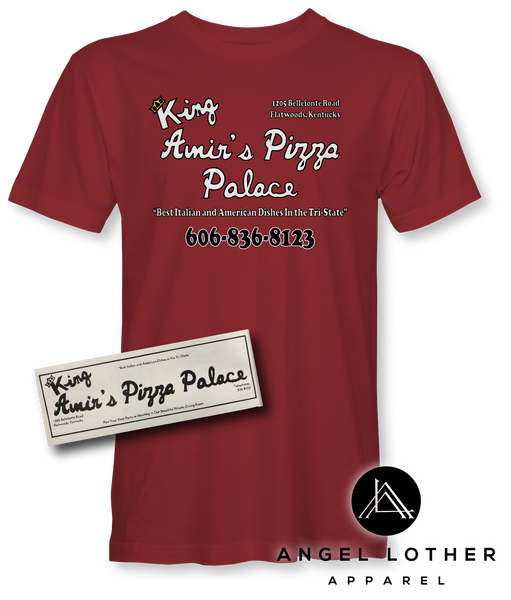Amir's Pizza Palace Short-Sleeve Unisex T-Shirt