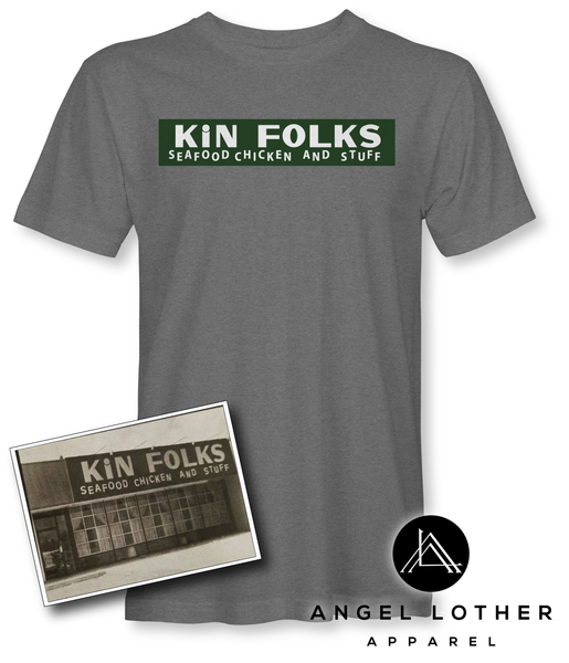 Kin Folks Short-Sleeve Unisex T-Shirt