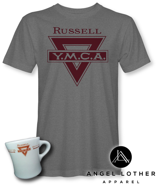 Russell YMCA Short-Sleeve Unisex T-Shirt