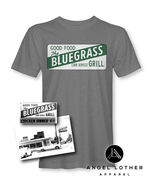 The Bluegrass Grill Short-Sleeve Unisex T-Shirt