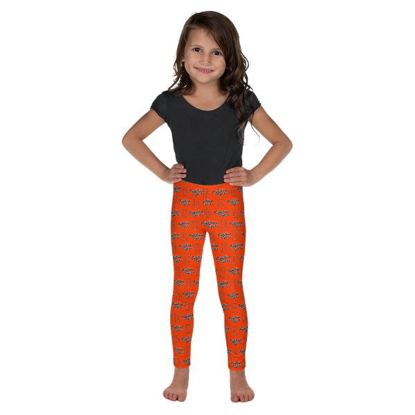 Ironton All-Over Print Kid's Leggings 2T-7