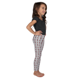 Ashland All-Over Print Kid's Leggings 2T-7
