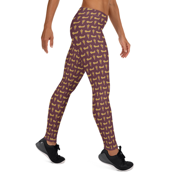 Russell All-Over Print Leggings XS-XL