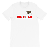 Big Bear Short-Sleeve Unisex T-Shirt
