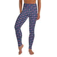 East Carter All-Over Yoga Pants