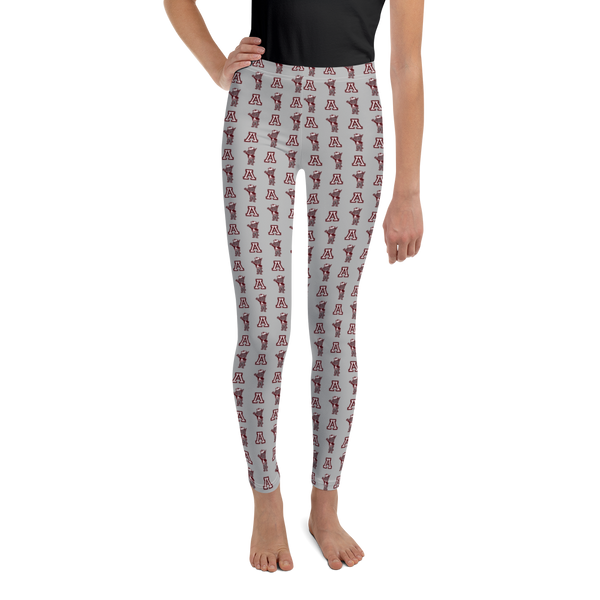 Ashland All-Over Print Youth Leggings 8-20