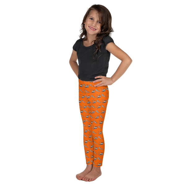 Raceland All-Over Print Kid's Leggings 2T-7