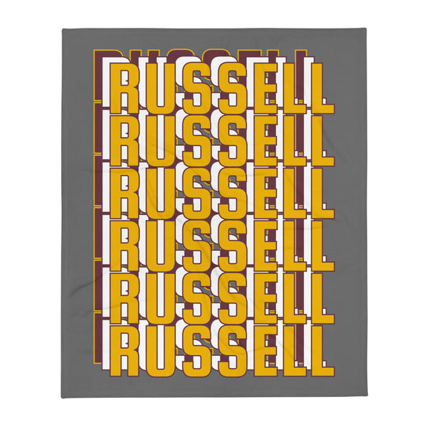 Russell Stacked Throw Blanket