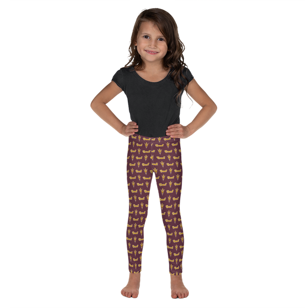 Russell All-Over Print Kid's Leggings 2T-7
