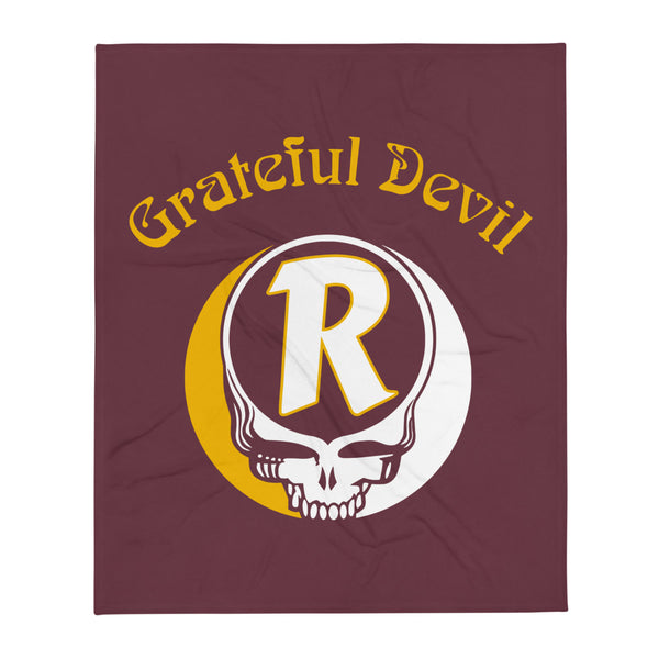Russell Grateful Devil Throw Blanket