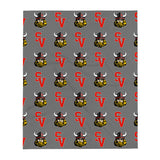 Symmes Valley Throw Blanket