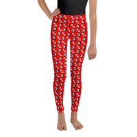 Rock Hill All-Over Print Youth Leggings 8-20