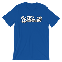 Wildcats Grafiti Tag Short-Sleeve Unisex T-Shirt
