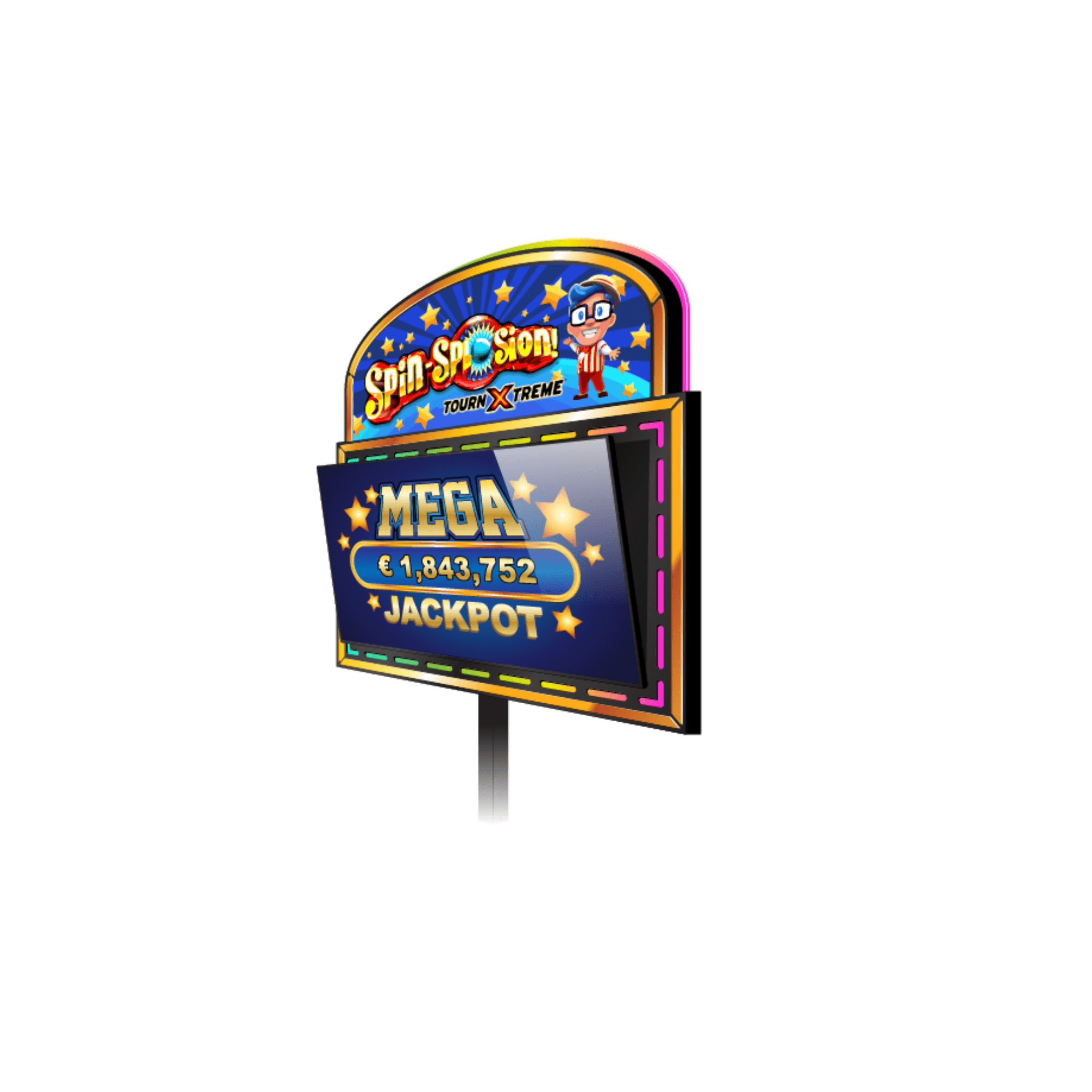 Casino Signs & LED Displays