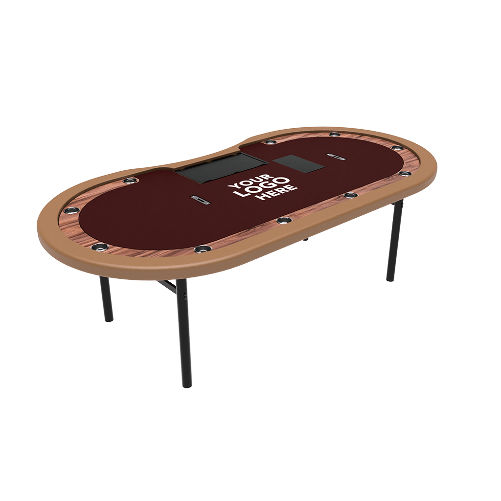 Poker Tournament Table