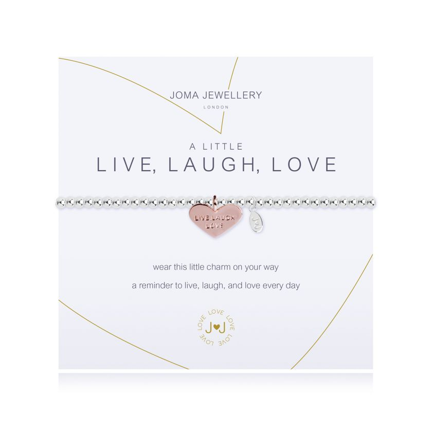 A LITTLE LIVE LAUGH LOVE - BRACELET