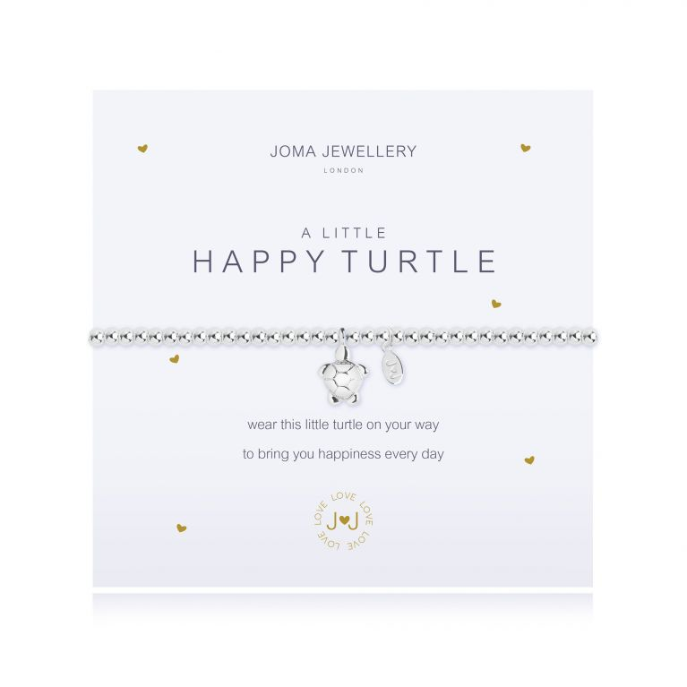 A LITTLE HAPPY TURTLE - BRACELET