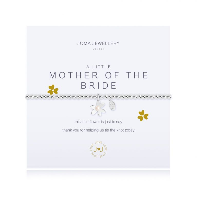 A LITTLE MOTHER OF THE BRIDE - BRACELET