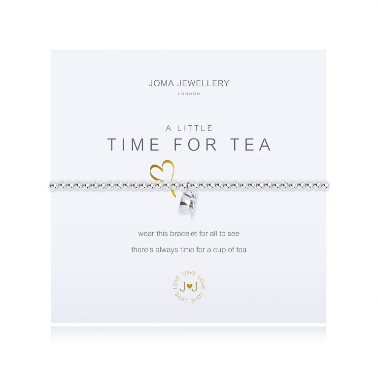 A LITTLE TIME FOR TEA - BRACELET