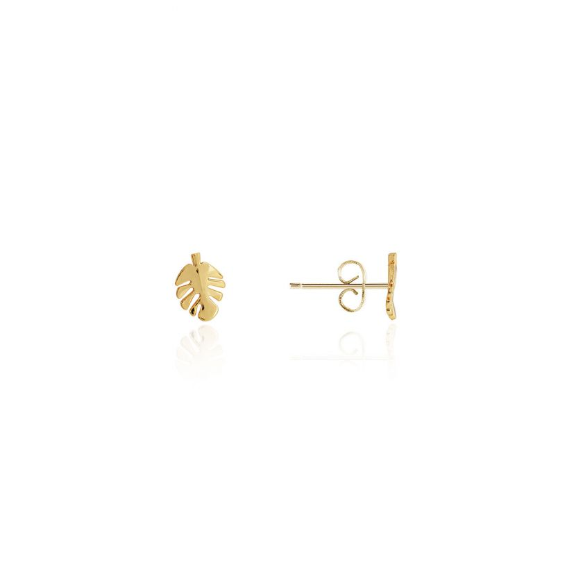TREASURE THE LITTLE THINGS - HELLO SUMMER - GOLD EARRING BOX