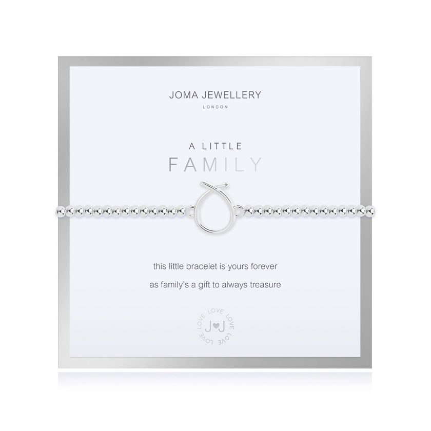 BEAUTIFULLY BOXED A LITTLES - FAMILY - BRACELET